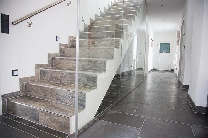 Treppen Design Fliesen Kempf
